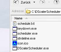 DScalerScheduler-files
