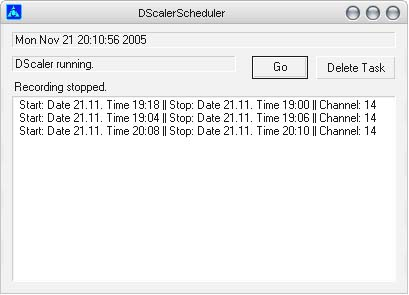 DScalerScheduler-stopped