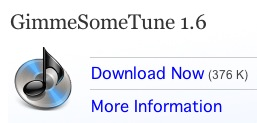 GimmeSomeTune 1.6