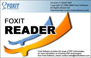 Foxitreader