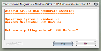 Mouserate usb switcher